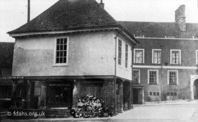 Faringdon Market Hall 1920s