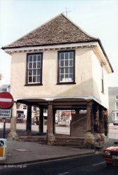 Faringdon Market Hall 1984 1