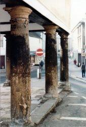 Faringdon Market Hall 1984 2