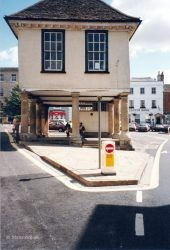 Faringdon Market Hall 1984 3