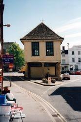 Faringdon Market Hall 1990s 1