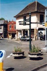 Faringdon Market Hall 1990s 2