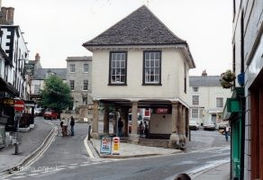 Faringdon Market Hall 1990s 6