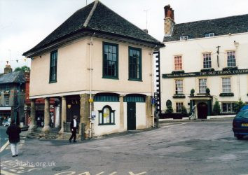 Faringdon Market Hall 2000