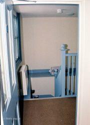 Faringdon Market Hall Staircase 2000
