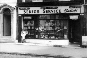 Faringdon Market Place 9 1962
