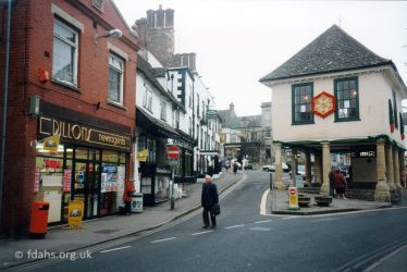 Faringdon Market Place C1990