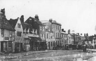 Faringdon Market Place East1 1880s