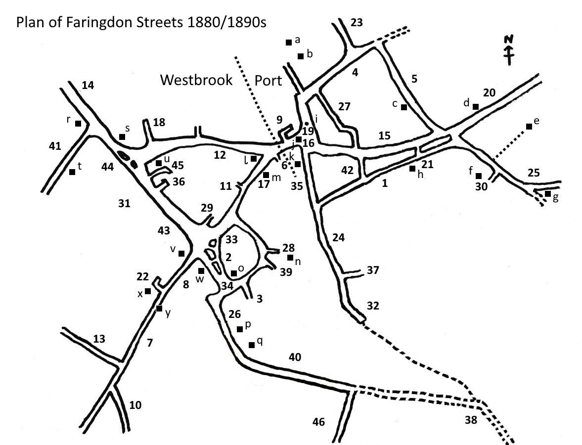 Faringdon Old Streets