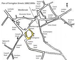 Faringdon Streets Bromsgrove