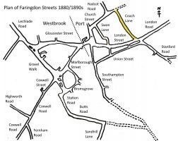 Faringdon Streets Coachlane