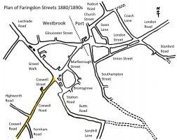 Faringdon Streets Coxwell