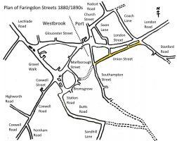 Faringdon Streets Ferndale