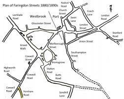 Faringdon Streets Fernham