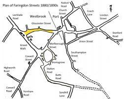 Faringdon Streets Gloucester