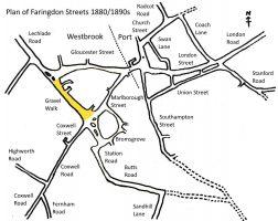 Faringdon Streets Gravelwalk