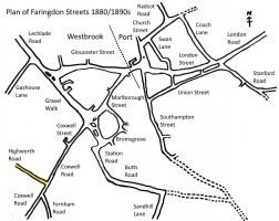 Faringdon Streets Highworth