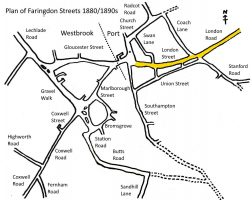 Faringdon Streets London