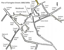 Faringdon Streets Radcot