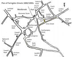 Faringdon Streets Skinnerslane