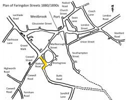 Faringdon Streets Station