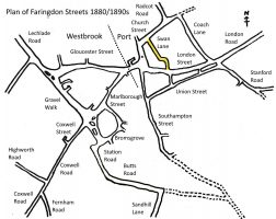 Faringdon Streets Swanlane