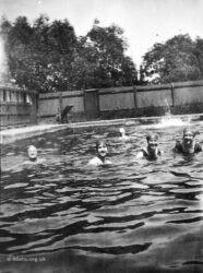 Faringdon Swimming Bath C1930s