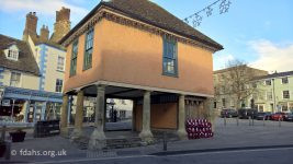 Faringdon Town Hall 2018