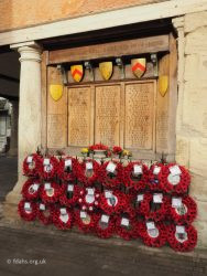 Faringdon War Memorial 2020