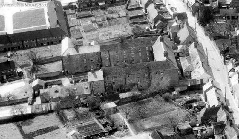 Faringdon Workhouse