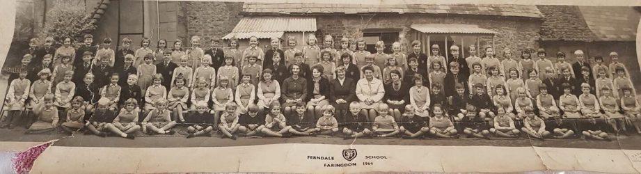 Ferndale School 1964