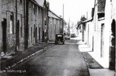 Ferndale Street 1953