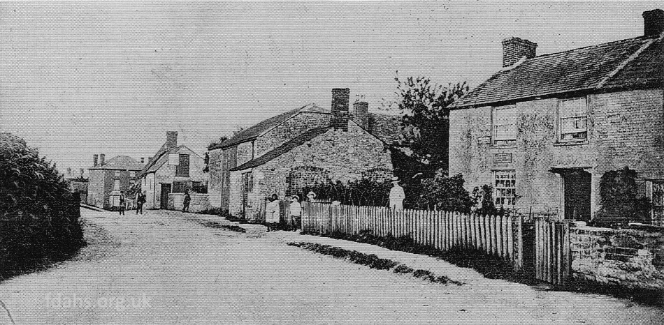 Fernham High Street 1915