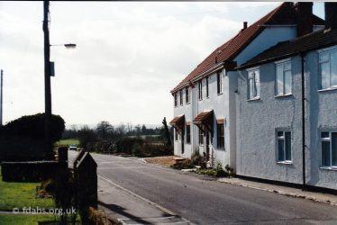 Fernham Road End