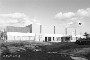 Fernham Road Liesure Centre 1995