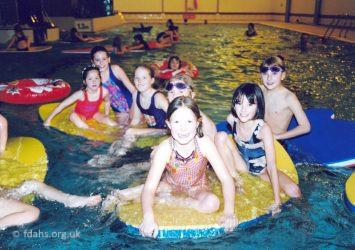 Fernham Road Swimming Pool 1998