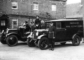Fire Engine 1937