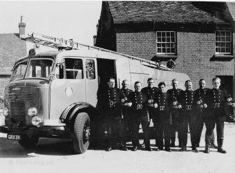 Fire Engine 1954