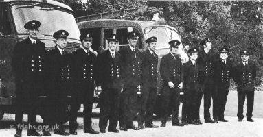 Fire Service 1972