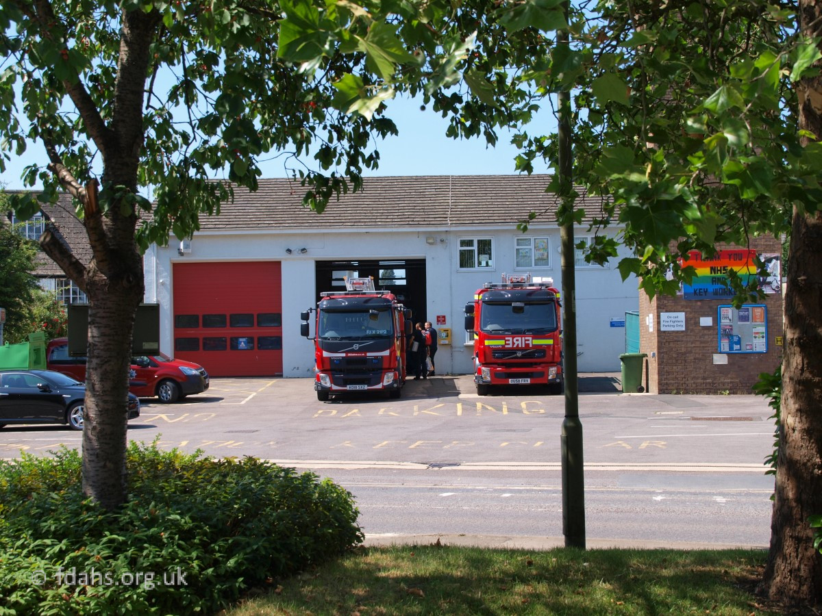 Faringdon Fire Station 2020