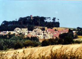 Folly Hill From A420 1998
