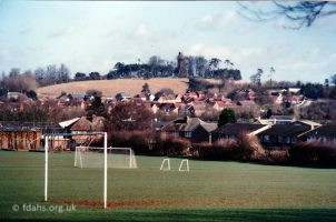 Folly Hill From Tuckers Park