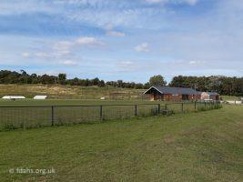 Folly Park Cricket Field 2020