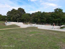 Folly Park Skate Park 2020