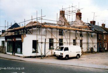 Gloucester St Bakery 1988