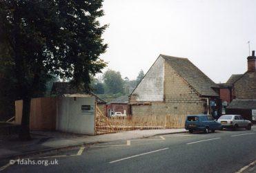 Gloucester Street Elmside 1989
