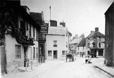 Gloucester Street Lower 1898