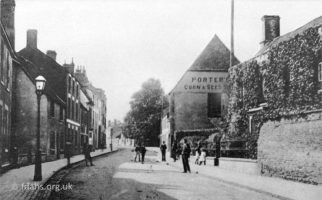 Gloucester Street Middle 1900s