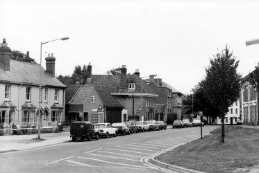 Gloucester Street Upper 1982