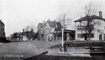 Gravel Walk 1910